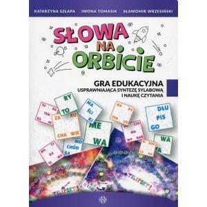 Słowa na orbicie Gra edukacyjna usprawniajca syntezę sylabową i naukę czytania