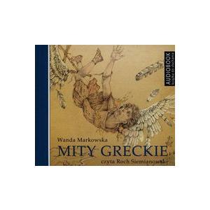 Mity Greckie. Audiobook