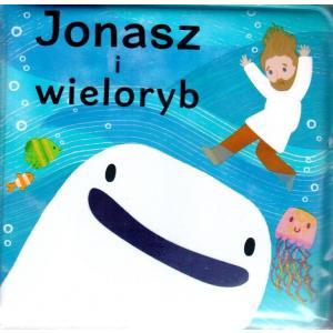 Pierwsza biblijna książeczka do kąpieli. Jonasz i Wieloryb