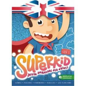 Superkid Język angielski dla przedszkolaków Część 1
