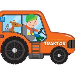 Świat na kółkach Traktor (książeczka z kółkami)