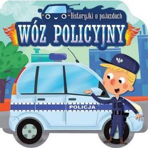 Historyjki o pojazdach Wóz policyjny