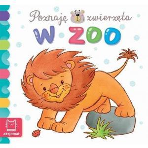 Zwierzęta w zoo. Harmonijka
