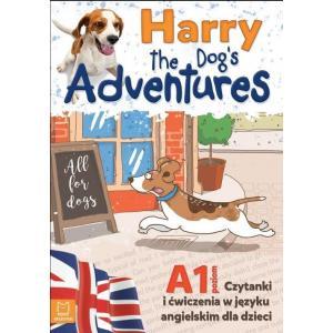 Harry the Dog's Adventures. Czytanki i ćwiczenia w języku angielskim dla dzieci