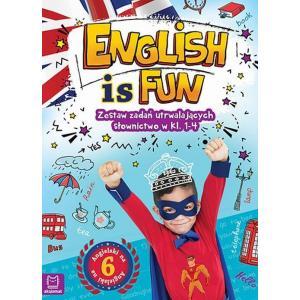 English is Fun. Zestaw Zadań Utrwalających Słownictwo w Klasach 1-4