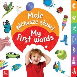 Moje pierwsze słowa - My first words