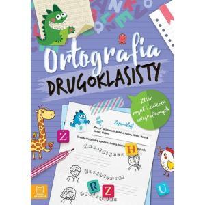 Ortografia Drugoklasisty. Zbiór Reguł i Ćwiczeń Ortograficznych