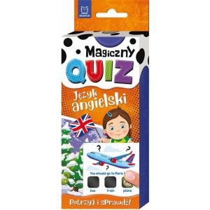 Magiczny quiz. Język angielski