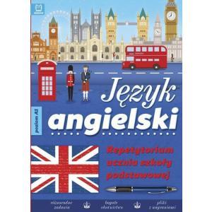 Język angielski. Repetytorium ucznia szkoły podstawowej. Poziom A1. Wydanie 2