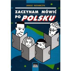 Zaczynam mówić po polsku książka