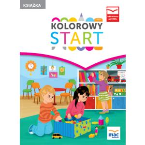 Kolorowy Start 5 i 6-Latki. Książka
