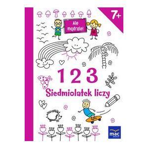123 Siedmiolatek Liczy. Ale Mądrale