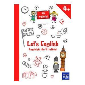 Let's English! Angielski Dla 4-latków. Ale Mądrale