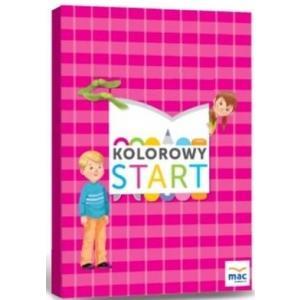 Kolorowy Start. 5 i 6 latki. Pakiet