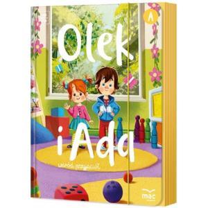 Olek i Ada. Trzylatek. Poziom A. Pakiet