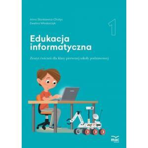 Edukacja informatyczna. Podręcznik klasa 1