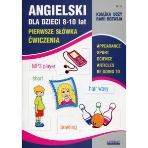 Angielski dla dzieci 8-10 lat Zeszyt 13