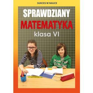Sprawdziany Matematyka Klasa 6
