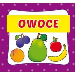 Owoce. Książeczka harmonijkowa
