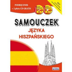 Samouczek Języka Hiszpańskiego Podręcznik + 2 Płyty CD