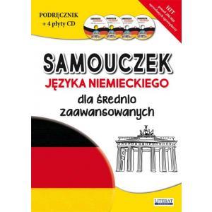 Samouczek języka niemieckiego dla średnio zaawansowanych. Podręcznik + CD