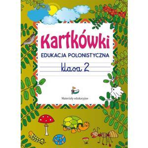 Kartkówki. Edukacja Polonistyczna. Klasa 2