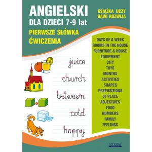 Angielski dla dzieci 7-9 lat. Pierwsze słówka