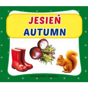 Jesień. Autumn. Wersja polsko-angielska. Harmonijka