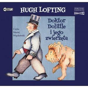 Doktor Dolittle i jego zwierzęta (Audiobook) (CD-MP3)