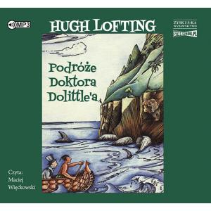 Podróże Doktora Dolittle'a (Audiobook) (CD-MP3)