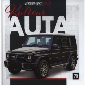 Kultowe auta 20 Mercedes Benz G-Class