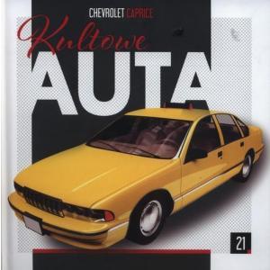 Kultowe Auta 21 Chevrolet Caprice