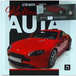 Kultowe Auta 25 Aston Martin V12 Vantage