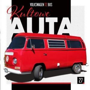 Kultowe Auta 27 Volkswagen T3 BUS