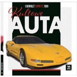 Kultowe Auta 35 Chevrolet Corvette 1999