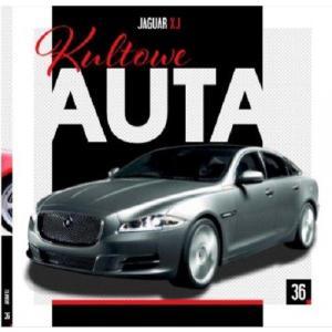 Kultowe Auta 36 Jaguar XJ