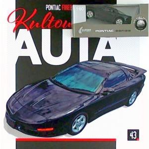 Kultowe Auta 43. Pontiac Firebird 1995