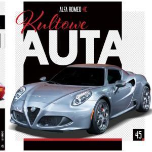 Kultowe Auta 45. Alfa Romeo 4C