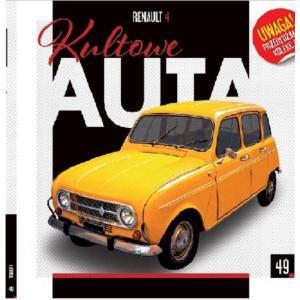 Kultowe Auta 49. Renault 4 Kultowe Auta 49. Renault 4