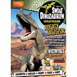 Świat Dinozaurów 10 Ceratozaur