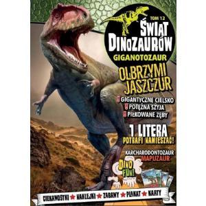 Świat Dinozaurów 12 Gigantozaur