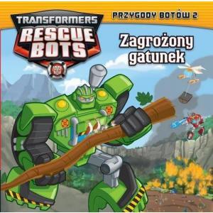 Transformers Rescue Bots 2 Przygody Botów