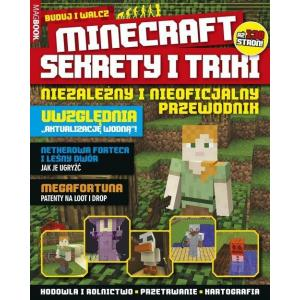 Minecraft Sekrety i triki Buduj i walcz