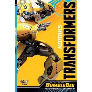 Transformes Bumblebee Komiks Pozdrowienia z Cybertronu
