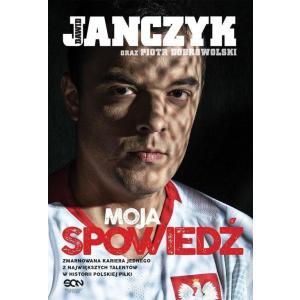 Dawid Janczyk Moja Spowiedź