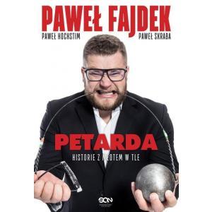 Paweł Fajdek Petarda historie z młotem w tle