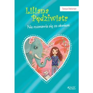 Liliana Pędziwiatr Nie rozmawia ze słoniami