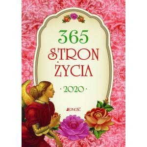 365 stron życia. Kalendarz 2020