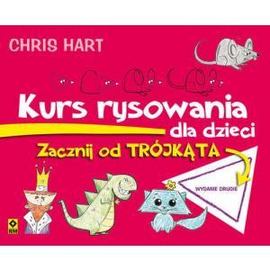 Kurs rysowania dla dzieci. Zacznij od trójkąta