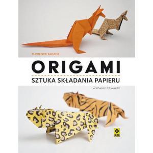 Origami. Sztuka składania papieru